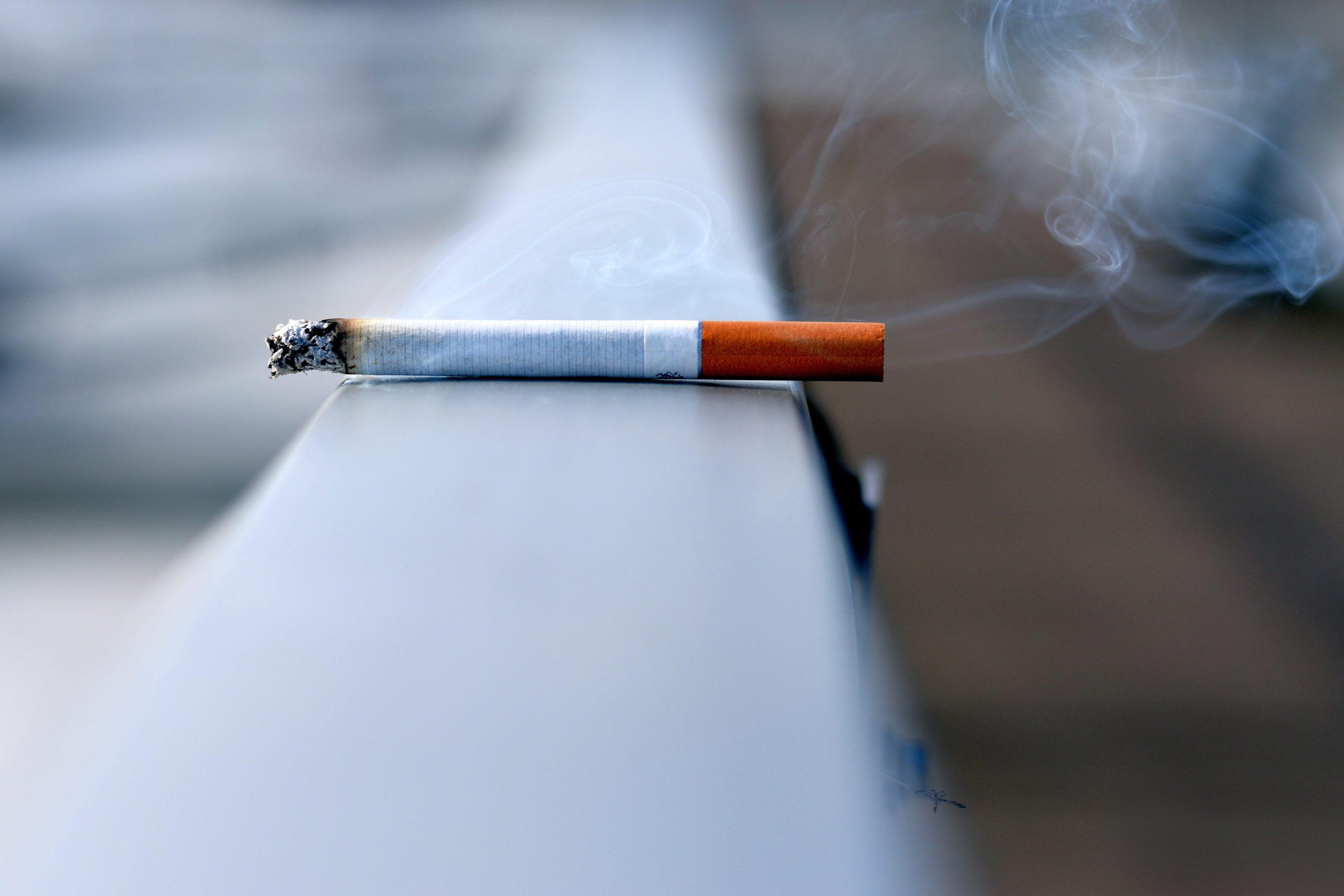 La disassuefazione da fumo